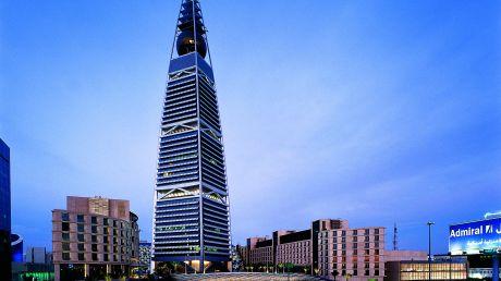 Al Faisaliah Hotel - Riyadh, Saudi Arabia