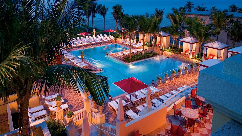 Acqualina Resort Amp Spa On The Beach Miami Florida