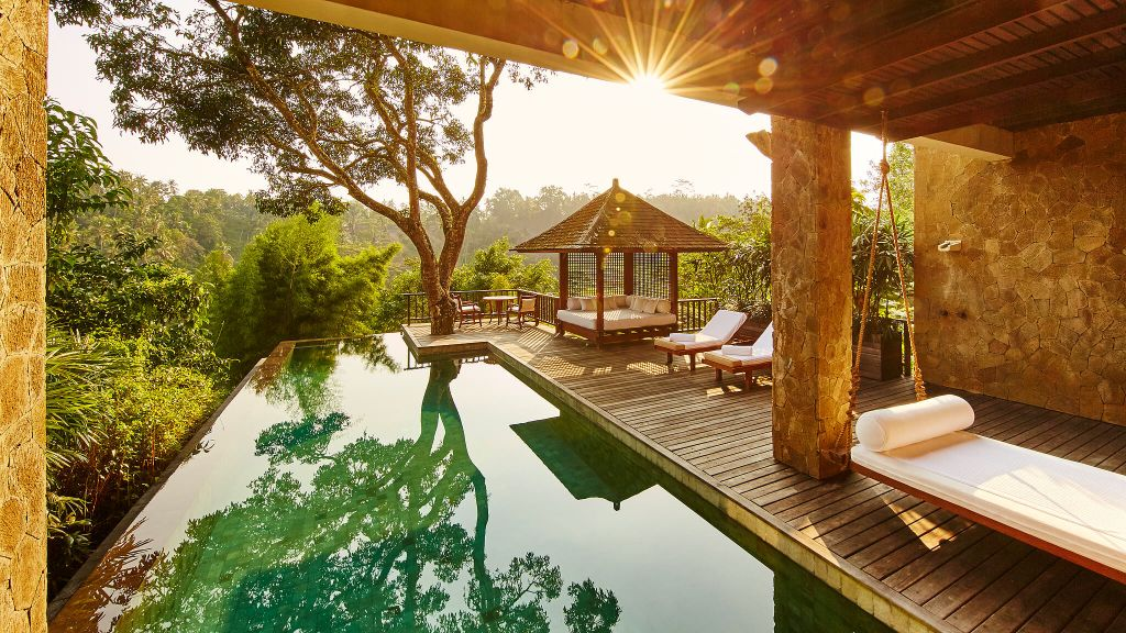 Best Wellness Retreat: COMO Shambhala Estate