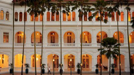 Raffles Hotel Singapore - Singapore, Singapore