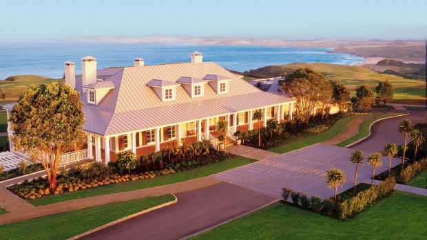 The Lodge at Kauri Cliffs — Matauri Bay, New Zealand