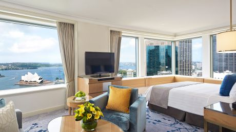 Shangri-La Hotel, Sydney - Sydney, Australia