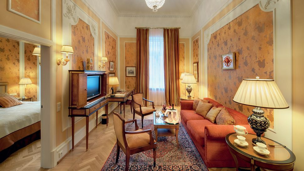 Belmond Grand Hotel Europe St Petersburg Russia