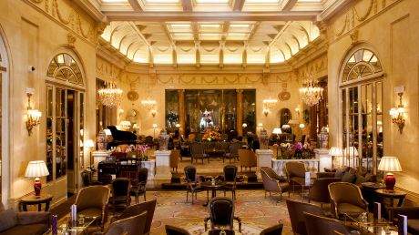 Hotel Ritz, Madrid - Madrid, Spain