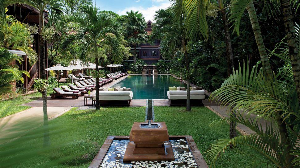 Belmond La Résidence d'Angkor - Siem Reap, Cambodia