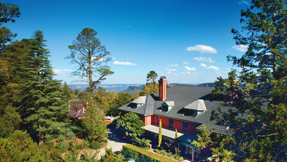 Lilianfels Blue Mountains Resort & Spa — Katoomba, Australia