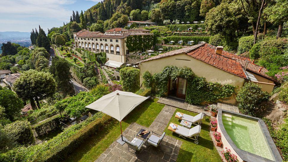 Belmond Villa San Michele , Florence, Tuscany