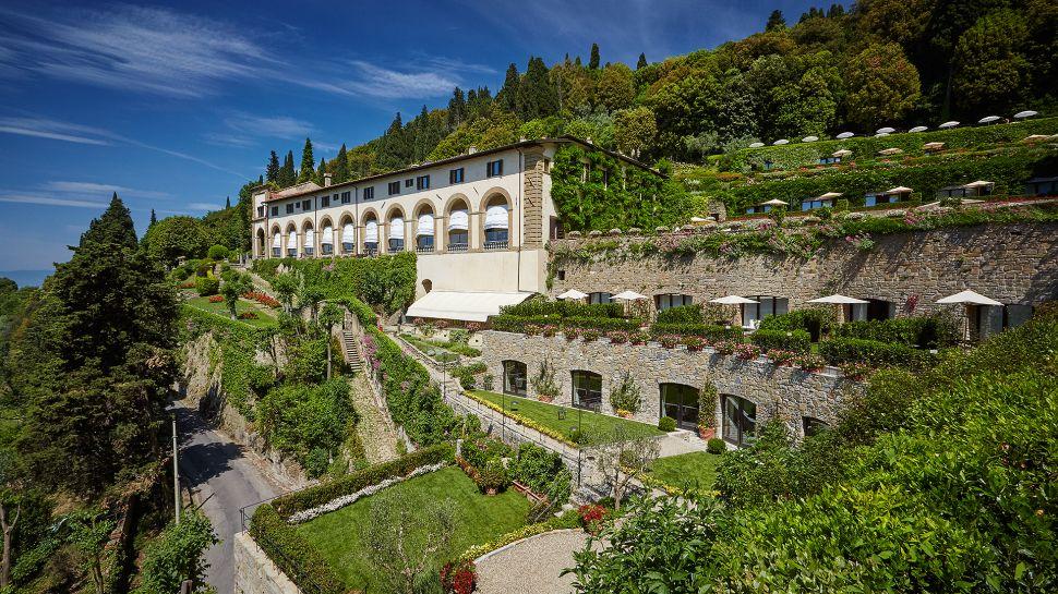 belmond villa san michele tuscany italy. Black Bedroom Furniture Sets. Home Design Ideas