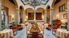 Belmond Villa San Michele elegant restaurant