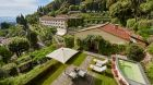 Belmond Villa San Michele terrace with a pool