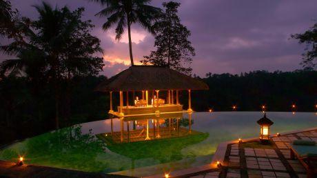 Amandari - Ubud, Indonesia