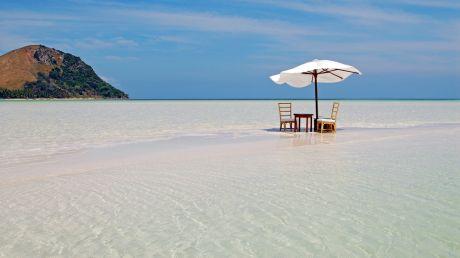 Amanpulo - Pamalican Island, Philippines