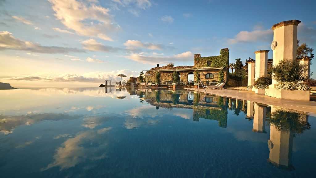 Belmond hotel caruso amalfi coast campania for Hotel luxury amalfi