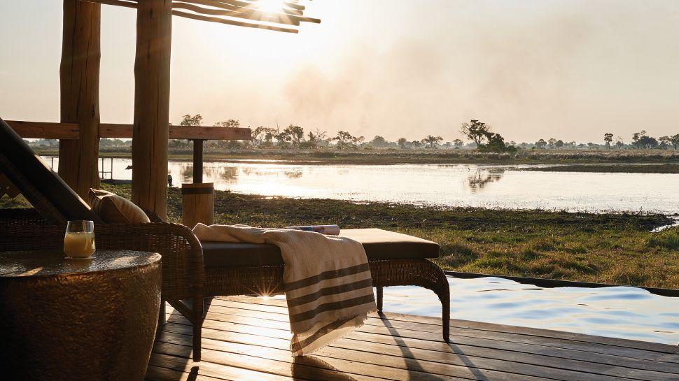 Belmond Eagle Island Lodge - Xaxaba, Botswana