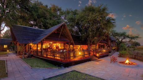 Belmond Khwai River Lodge - Moremi Wildlife Reserve, Botswana