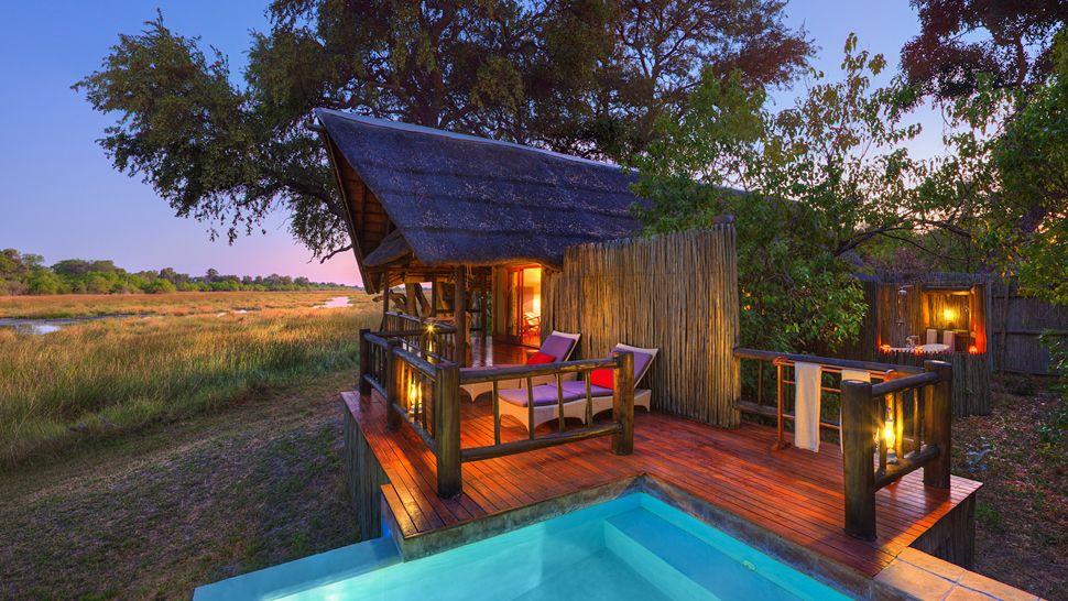 Belmond Khwai River Lodge, Botswana