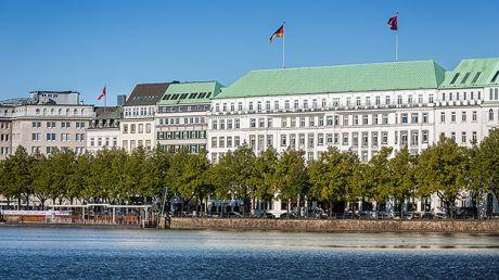 Fairmont Hotel Vier Jahreszeiten Hamburg - Hamburg, Germany