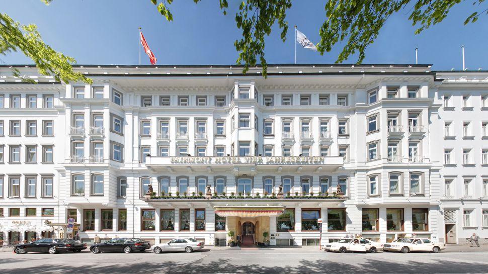 Jahreszeiten Hotel Hamburg Hotel Vier Jahreszeiten