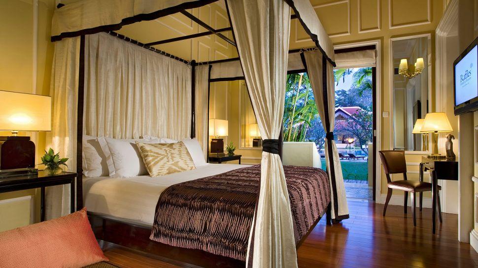 Raffles Grand Hotel d'Angkor - Siem Reap, Cambodia