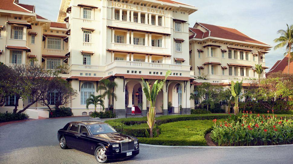Raffles Hotel Le Royal - Phnom Penh, Cambodia