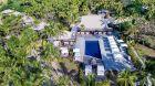 Aerial of  Main  Resort  Area