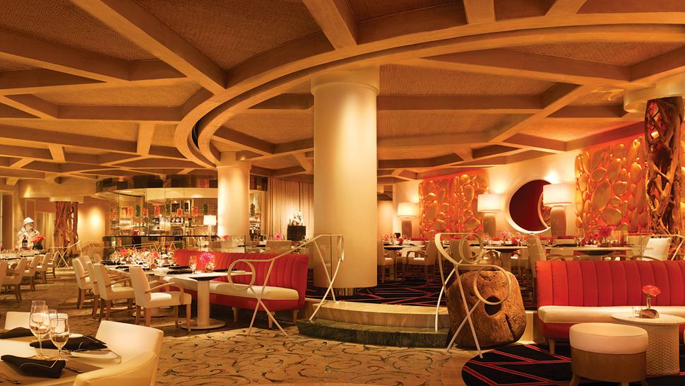 Wynn Vegas Room Service