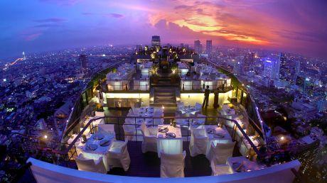 Banyan Tree Bangkok - Bangkok, Thailand