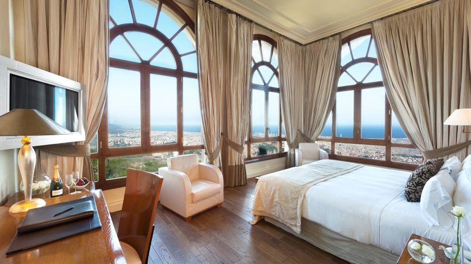 Gran Hotel La Florida — Barcelona, Spain