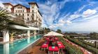 See more information about Gran Hotel La Florida pool exterior
