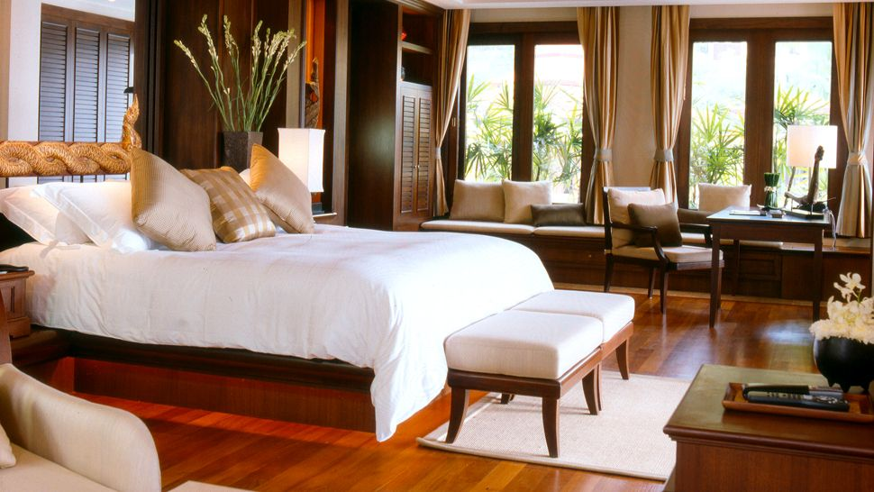 Trisara phuket thailand for 5 star bedroom designs