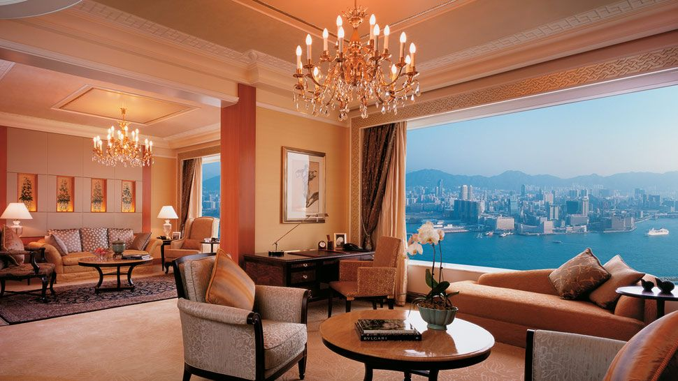 Image result for images of Island Shangri-La hotel in hong kong