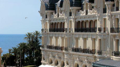 Hôtel de Paris Monte-Carlo - Monte Carlo, Monaco