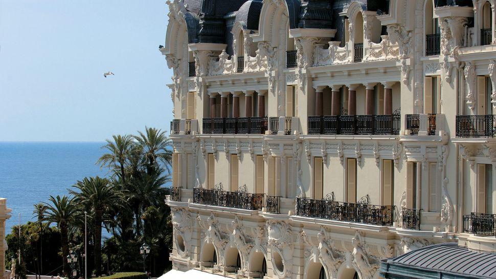 H tel de paris monte carlo c te d 39 azur m naco for Visa hotel luxury collection