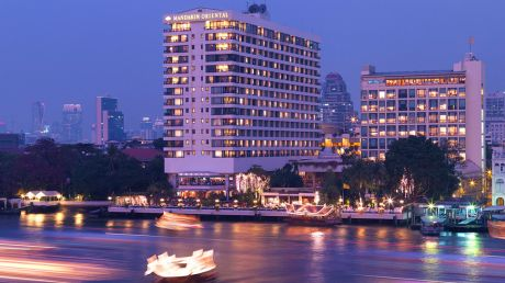 Mandarin Oriental, Bangkok - Bangkok, Thailand
