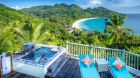 Deck View Banyan Tree Seychelles