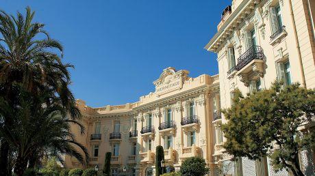 Hôtel Hermitage Monte-Carlo - Monte Carlo, Monaco