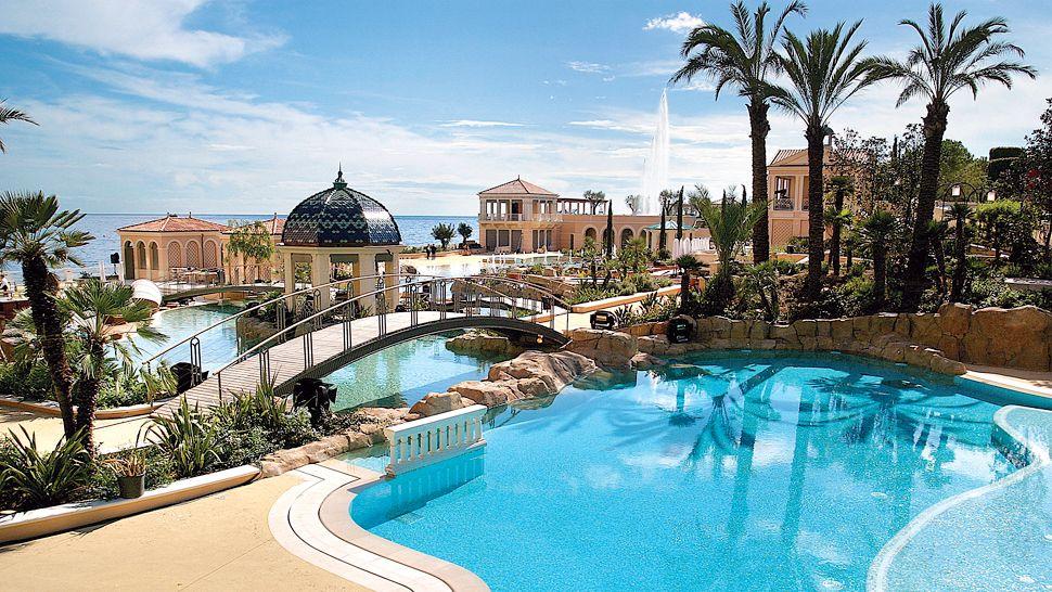 Monte Carlo Hotel Pool Monte-carlo Bay Hotel Resort