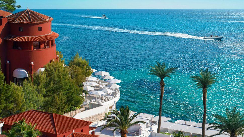 Monte Carlo Beach Côte D Azur Monaco