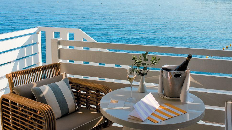 Monte Carlo Beach Balcony View