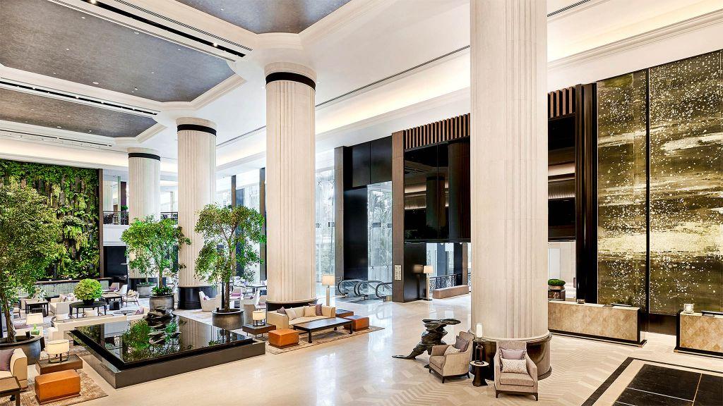 Kết quả hình ảnh cho Shangri La Hotel, singapore