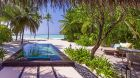 Beach Villa With Pool  Private Pool  Day