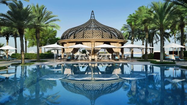 One & Only Royal Mirage Dubai luxury hotel, beach front