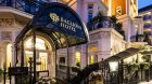 Baglioni Hotel London entrance