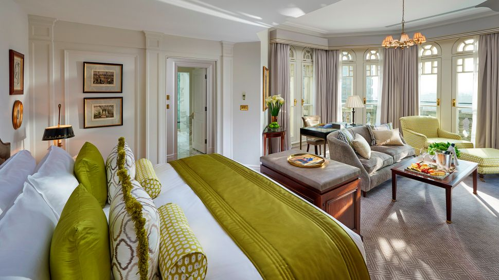 Mandarin Oriental Hyde Park, London — London, United Kingdom