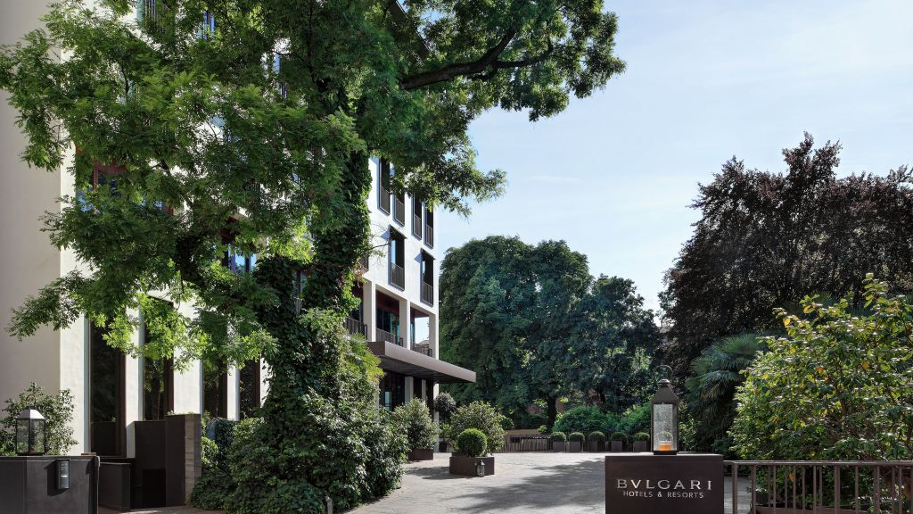 Bulgari Hotels & Resorts Milano - Milan, Italy