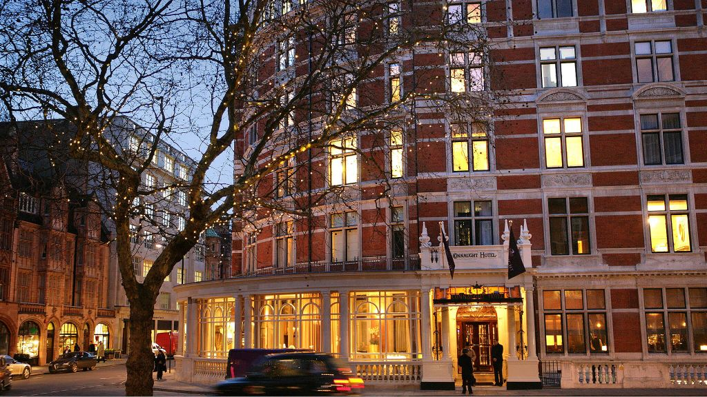 The Connaught — London, United Kingdom