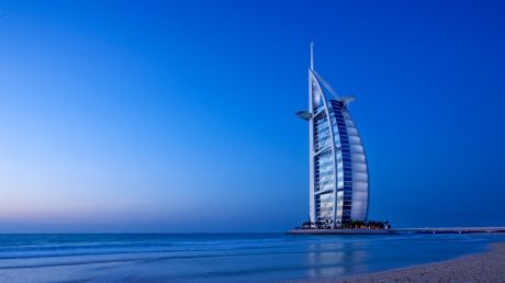 Burj Al Arab - Dubai, United Arab Emirates