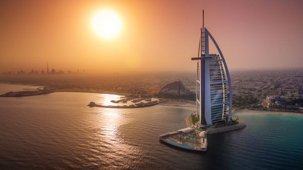 Burj Al Arab — Dubai, United Arab Emirates
