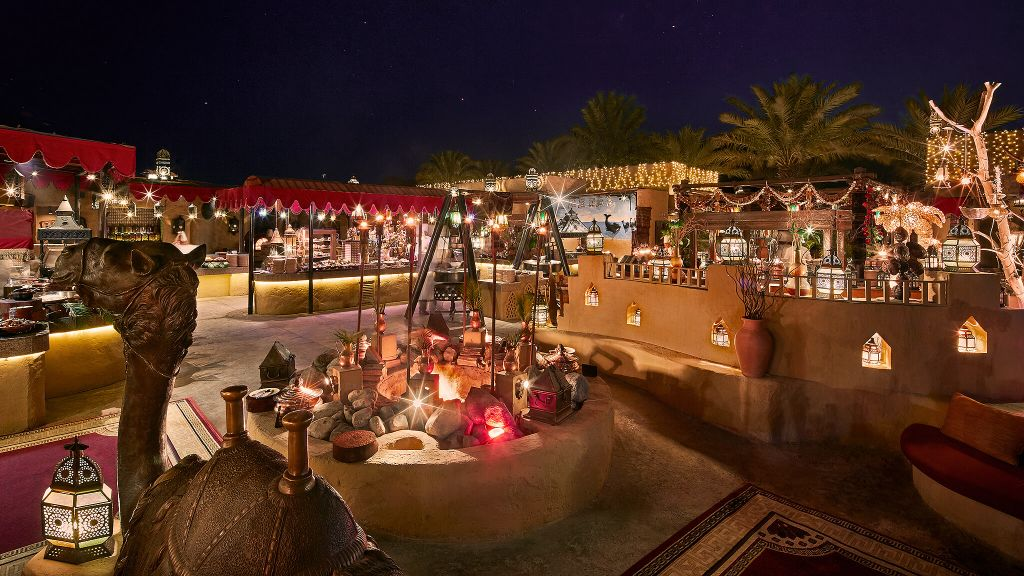 Bab Al Shams Desert Resort & Spa, Dubai, United Arab Emirates