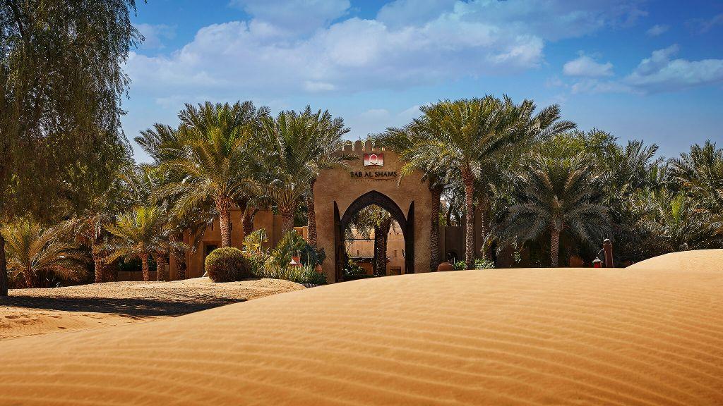 Bab Al Shams Desert Resort Spa Dubai United Arab Emirates